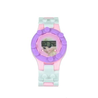 DnB Collection Jam Tangan Lego Anak Digital Frozen