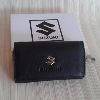 Dompet STNK gantungan kunci mobil Suzuki