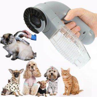 Anjing Kucing PET Listrik Rambut Perawatan Alat Pemotong Pencukur Bulu  Penghias Gunting Penghilang-Intl 322d6da21f
