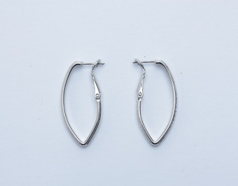 Eyo Jewelry Anting Wanita SE-6423-Silver