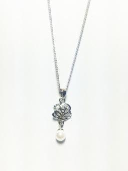 Eyo Jewelry Kalung Wanita SNS-113012-SILVER