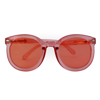 Fashionity Sunglasses CAT MN5006 Red - Kacamata Wanita
