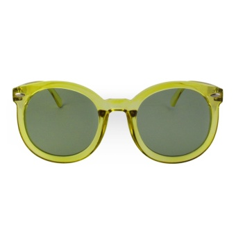 Fashionity Sunglasses MN5006 Transparant Yellow - Kacamata Wanita - Color  Tinted - Korea Style 29b32d8ddc
