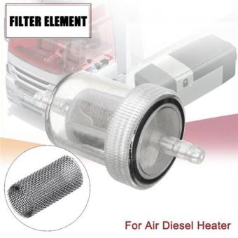 Elemen Filter untuk Air Pemanas Diesel Penutup Plastik Transparan-Intl