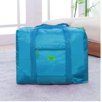 Foldable Travel Bag / Foldable Luggage / Koper Lipat - Tosca Green - one size