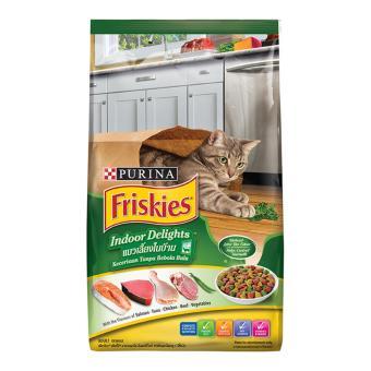 FRISKIES Adult Indoor Delights 1.1 kg