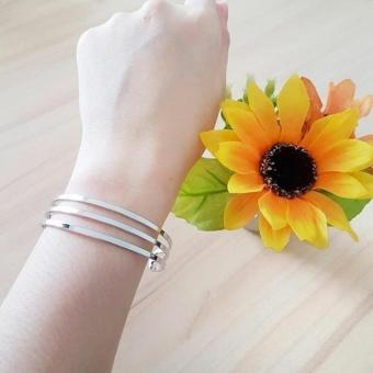 Gelang Tangan Wanita Simple Trendy Fashionable New Design