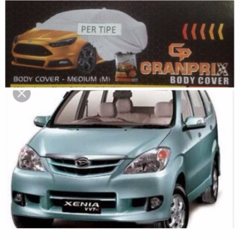 GRANPRIX Body Cover Mobil DAIHATSU XENIA/AVANZA / Selimut Mobil / Pelindung Mobil / Body