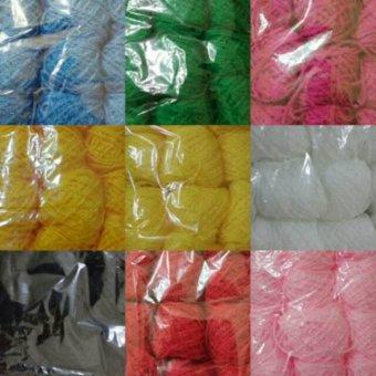Grosir Benang Woll (1 Gross = 12 Lusin)