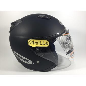 Helm INK Centro Original Black Dop / Helm SNI