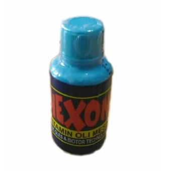 Hexon Vitamin Penghemat Oli Mesin Mobil dan Motor Produk Pak Oles Bokashi