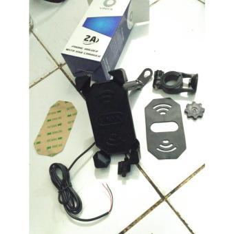 Holder HP Plus Charger Motor USB Vinyx ...