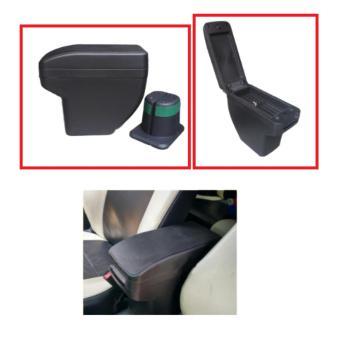 Honda Brio Mobilio BRV Suzuki Ignis Console Box Konsol Box Console Tempat Penyimpanan Armrest Box