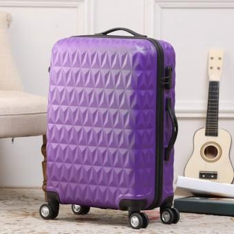 Es Krim Koper Koper Koper 20 Inch 24 Inch 28 Inch ABS Luggage Bag-Intl