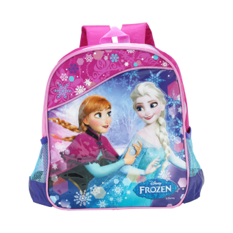 Harga Disney Frozen Small Backpack Pink