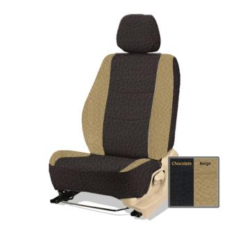 Harga Adepe sarung jok sporty mobil All New Xenia 2012 Non Air Bag( chocolate - beige )