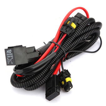 Harga Xenon HID Conversion Kit Relay Wiring Harness For H1 H7 H8 H9 H11 9005 9006 5202- intl