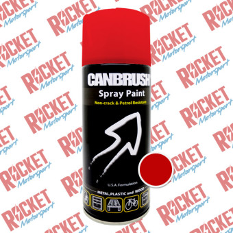 Harga Whiz CanBrush Automotive Motorcycle Car Paint - Cat Semprot Motor Mobil Spray Aerosol Paint - C15 Vermillion Can Brush