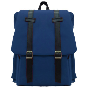 Harga Bag & Stuff Korea M2M Backpack - Biru Donker