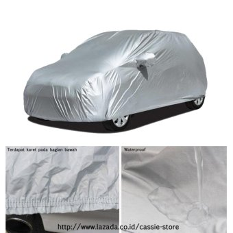 Harga Vanguard Body Cover Penutup Mobil All New Yaris / Sarung Mobil All New Yaris