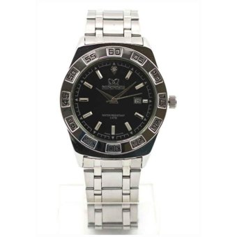 Mirage Date Jam Tangan Couple Stainless Steel Mrg 710 Bg Couple Source · Mirage Jam Tangan