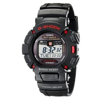 Harga Casio Men's GW9010-1 G-Shock Mudman Solar Atomic Rally Watch
