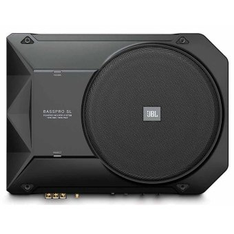 "Harga JBL Bass Pro SL - 8"" compact powered under-seat subwoofer enclosure"