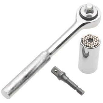 Harga ETC Gator Grip Universal Socket Bolt - ETC-200 - Silver