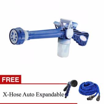 Babamu EZ Water Canon FREE Magic Hose 22 5 Meter Selang Air Fleksibel .