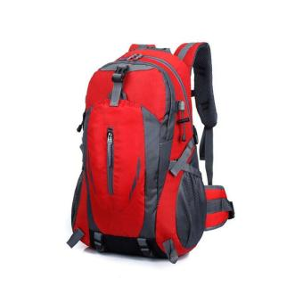 Harga PAlight Fashion Outdoor Sport Nylon Backpacks Women MenTravel Backpack Mountaineering Hiking Bags - intl