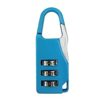 ... Product Studio Tas Source Travel Time Combination Lock 545 Tosca Best Buy of Best Price Source