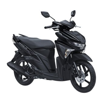 Harga Yamaha All New Soul GT AKS - Black