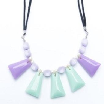 Eyo Jewelry Kalung Choker Sns 113017 Silver Update Daftar Harga Source · Eyo Jewelry Kalung Wanita