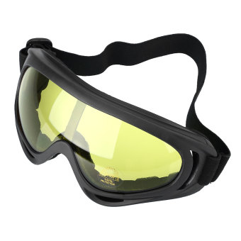 Harga Motocross Motorcycle ATV Wind Proof Goggles Glasses Eyewear Sunglasses - intl