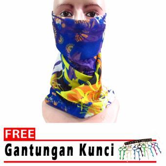 Galaksi Buff Masker Multifungsi Seamless Wear 12 Free Gantungan Source · Harga Binev Buff Masker Multifungsi