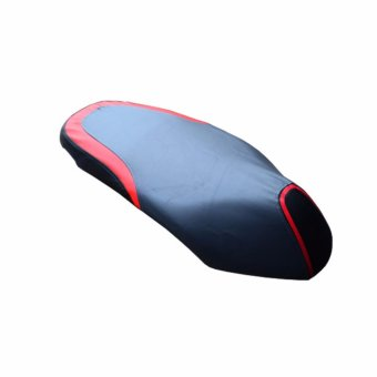 Harga Seat Cover All New Scoopy Sporty Red