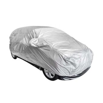 Harga P1 Body Cover Old X-Trail - Silver