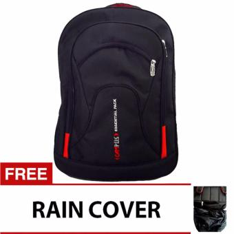Harga Bag & Stuff Campus Double Pocket Laptop Backpack with Raincover