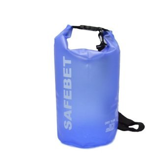 Harga Here Safebag Waterproof Bag 5 Ltr (Blue)