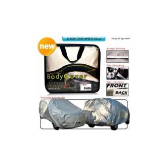 Impreza Body Cover Mobil Nissan Evalia - Grey