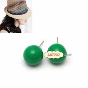 Anneui Ee0056 Anting Double Pearl Candy Stud Price Project Online Source · LRC Anting QQ candy