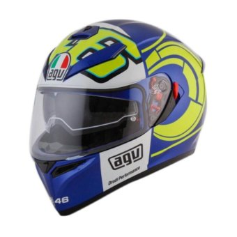 Harga AGV K3SV WINTERTEST BLUE46