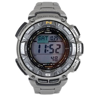 Harga CASIO PROTREK PRG-240T-7 Solar powered Men's Watch