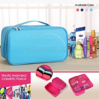 Universal Cosmetic Multi Pouch Kosmetik Organizer Multifungsi Source Ultimate Tas kosmetik Multifungsi Susun .