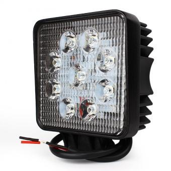 Harga 27 watt Super terang 12 V 24 V lampu kerja LED lampu kerja lampu bulat