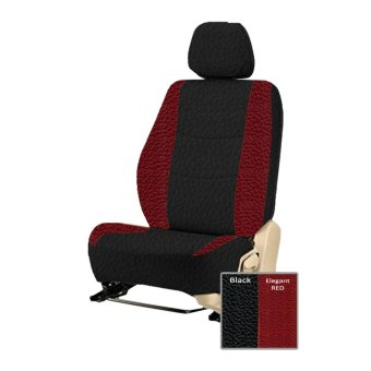 Harga Adepe sarung jok sporty mobil All New Xenia 2012-2015 Air Bag( black - elegant red )