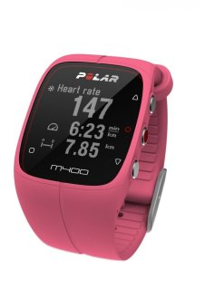 Harga 90057193 Polar M400 Watch + H7 HRM Pink