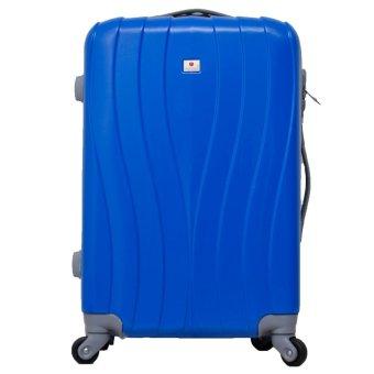 Polo Team Tas Koper Hardcase Kabin Size 19 inch 002 - Biru