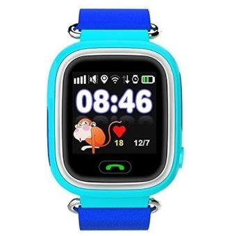 2Cool Watch for Kids Gifts Phone Call SOS GPS Tracker Anti Lose Children Smart Watch with Touch Screen - intl
