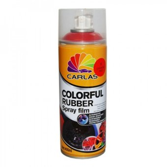 Harga Cat Carlas Rubber Paint - Red